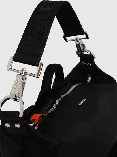 Diesel - SYLE, Black - Backpacks - Image 5