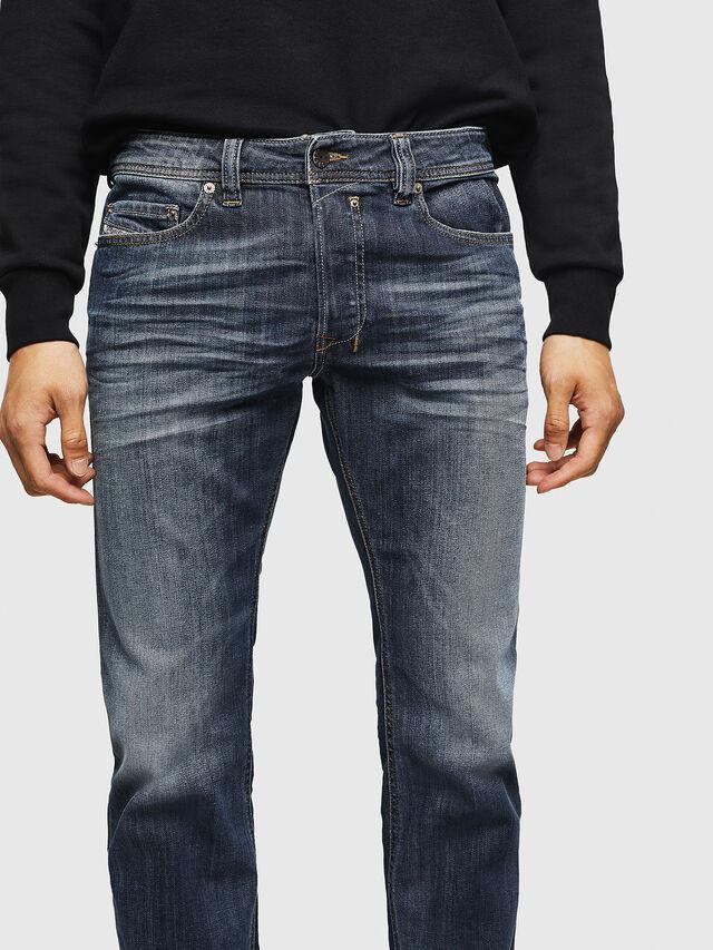 Diesel Safado 0885K, Dark Blue - Jeans - Image 3