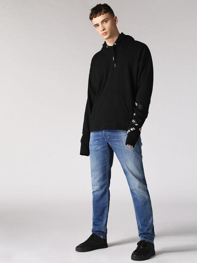 LARKEE-BEEX 084QQ, Blue jeans