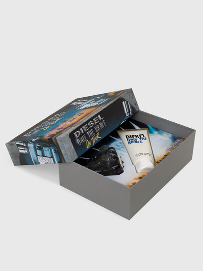 Diesel - ONLY THE BRAVE 50 ML GIFT SET, Azure - Only The Brave - Image 2