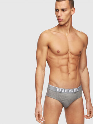 UMBR-ANDRE, Grey/White - Briefs