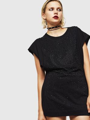 T-KALY, Black - T-Shirts