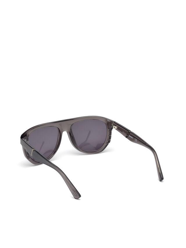 Diesel DL0255, Grey - Eyewear - Image 2