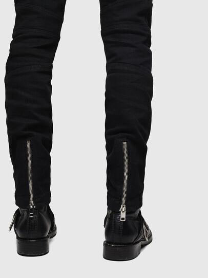 Diesel - P-VON, Black - Pants - Image 5