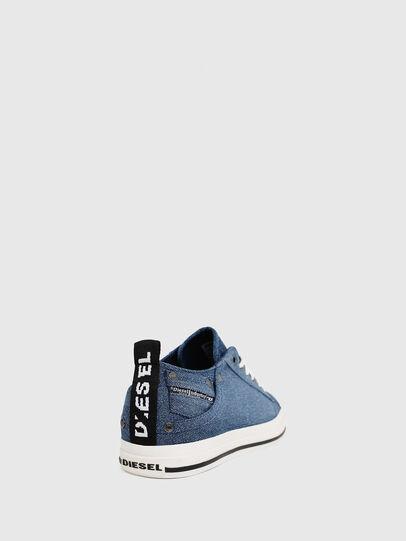Diesel - EXPOSURE LOW I, Blue Jeans - Sneakers - Image 4