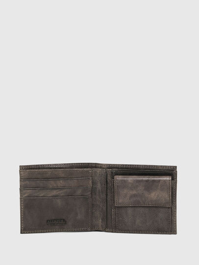 Diesel - HIRESH S, Green/Grey - Small Wallets - Image 3
