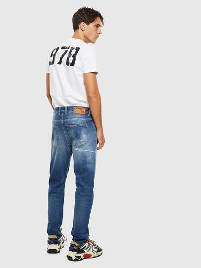 Diesel - D-Vider 0097B, Medium blue - Jeans - Image 6