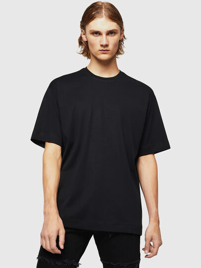 Diesel - TEORIALE-X3, Black - T-Shirts - Image 1