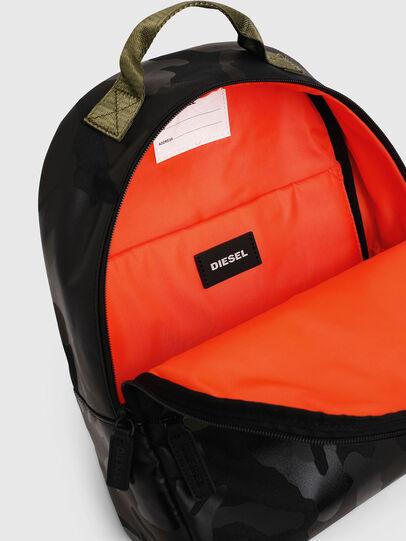 Diesel - BOLD BACKPACK, Black/Green - Bags - Image 7
