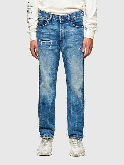 Diesel - D-Macs 009MV, Light Blue - Jeans - Image 1