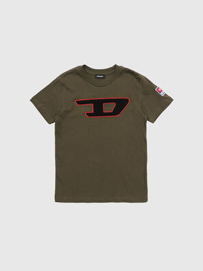 TJUSTDIVISION-D, Military Green - T-shirts and Tops