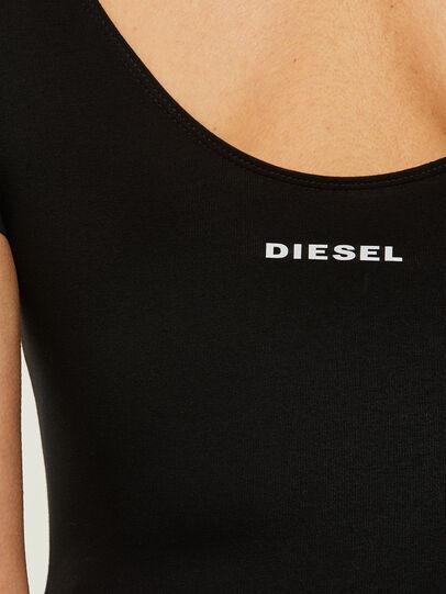 Diesel - UFTK-BODY-SV, Black - Bodysuits - Image 3