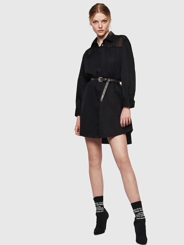 D-FLOWY, Black - Dresses