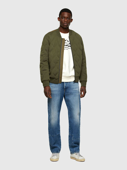 Diesel - K-CHRYSO, Military Green - Knitwear - Image 6