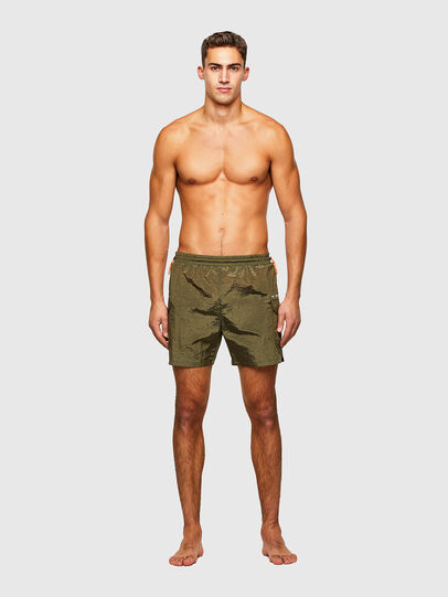Diesel - BMBX-SURFY, Military Green - Swim shorts - Image 1