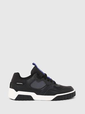 S-RUA LOW SK, Black - Sneakers