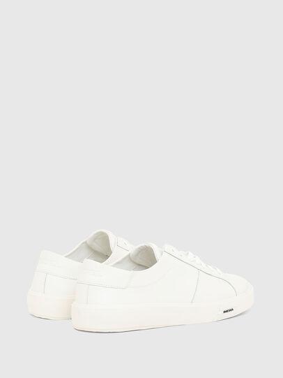 Diesel - S-MYDORI LC, White - Sneakers - Image 3