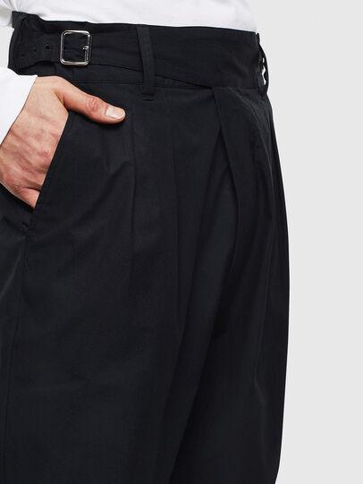 Diesel - P-COOLE, Black - Pants - Image 3