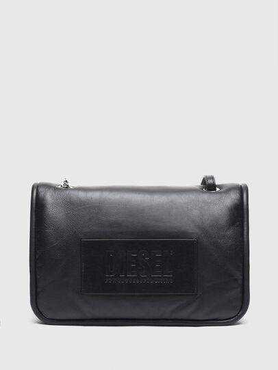Diesel - EYEBAG, Black - Crossbody Bags - Image 1