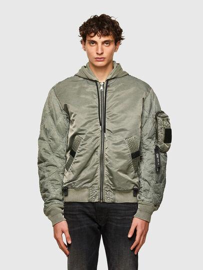 Diesel - J-LAGASH, Military Green - Jackets - Image 1