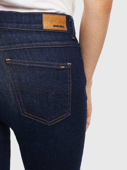 Diesel - Sandy 0095Y, Dark Blue - Jeans - Image 4