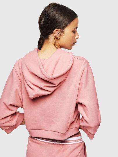 Diesel - UFLT-VERTIX-CROP, Pink - Sweaters - Image 2