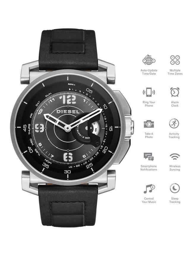 Diesel DT1000, Black - Smartwatches - Image 1