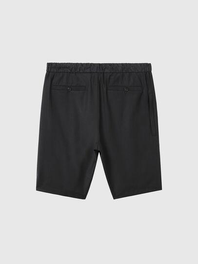 Diesel - P-RUST-SHO, Black - Shorts - Image 2