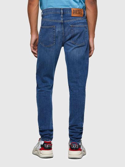 Diesel - D-Strukt 09A80, Medium blue - Jeans - Image 2