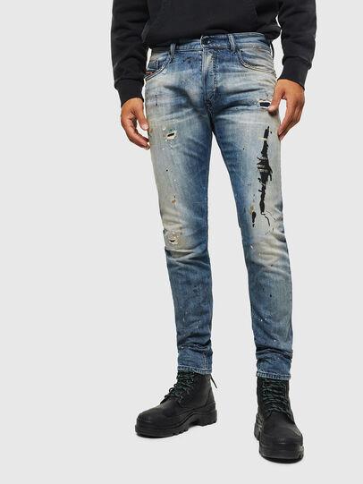 Diesel - Tepphar 0097M, Light Blue - Jeans - Image 1