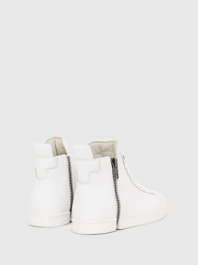 Diesel S-NENTISH, White - Sneakers - Image 3