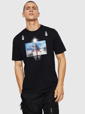 T-JUST-B28, Black - T-Shirts