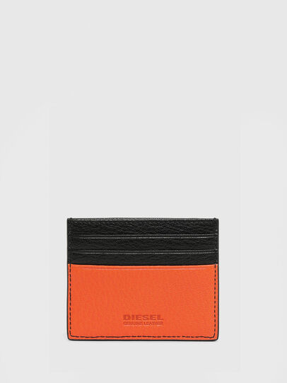 Diesel - JOHNAS II, Black/Orange - Card cases - Image 2