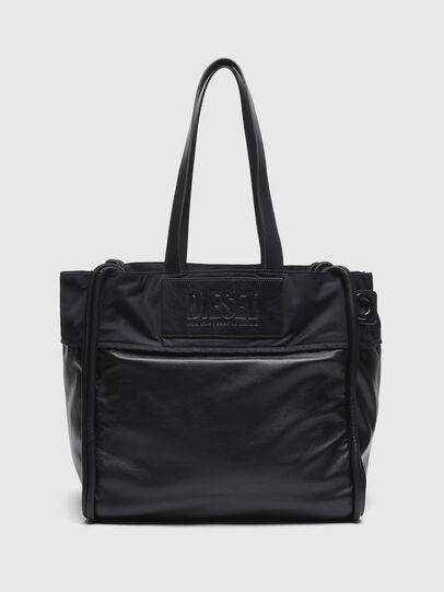 Diesel - SOFHIA, Black - Shopping and Shoulder Bags - Image 1