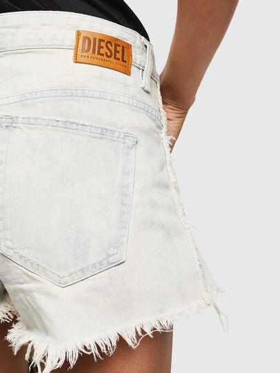 Diesel - DE-RIF, Light Blue - Shorts - Image 5