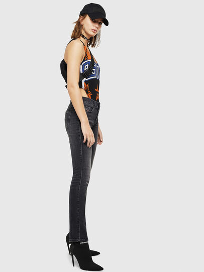 Diesel - Sandy 081AH, Black/Dark grey - Jeans - Image 5