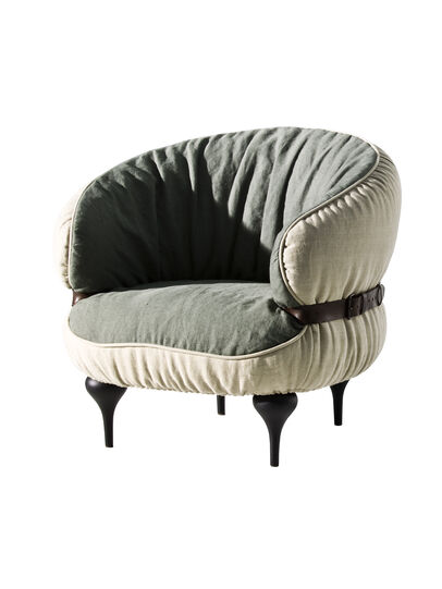 Diesel - CHUBBY CHIC - ARMCHAIR, Multicolor  - Furniture - Image 1