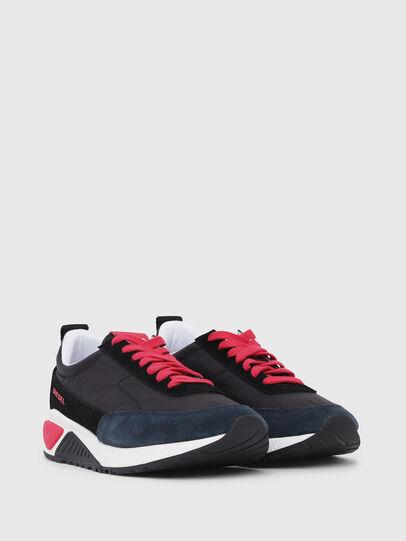 Diesel - S-KB LOW LACE, Black/Red - Sneakers - Image 2
