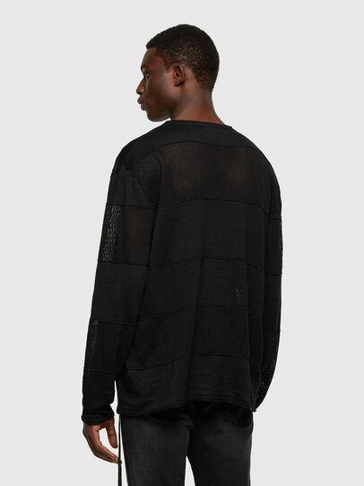 Diesel - K-MERCURY, Black - Knitwear - Image 2