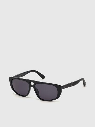 Diesel - DL0306, Black - Kid Eyewear - Image 2