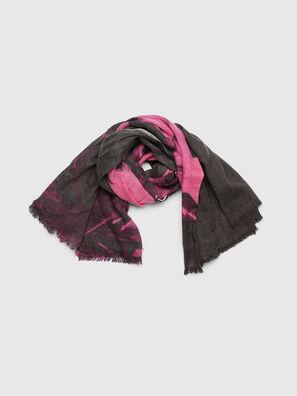 SFLAB, Black/Pink - Scarf