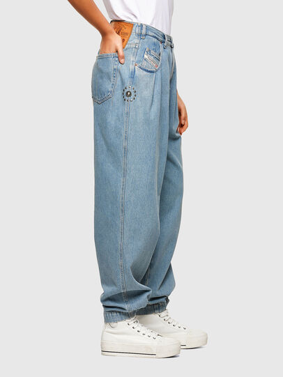 Diesel - D-Concias 009RQ, Light Blue - Jeans - Image 5