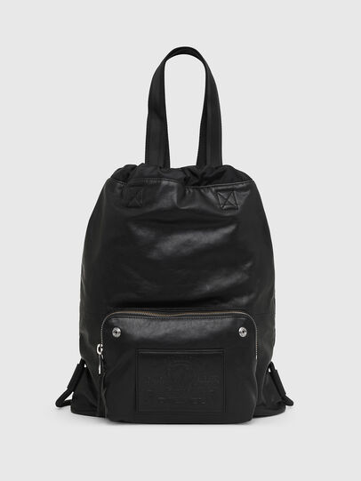Diesel - TROPHY, Black - Backpacks - Image 1