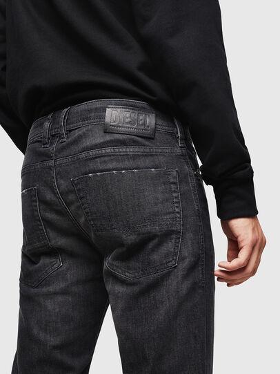 Diesel - Zatiny 082AS, Black/Dark grey - Jeans - Image 4