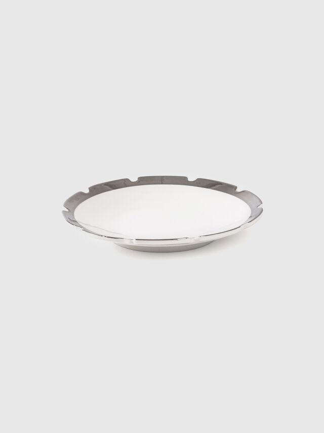 Living 10985SIL MACHINE, White - Plates - Image 2