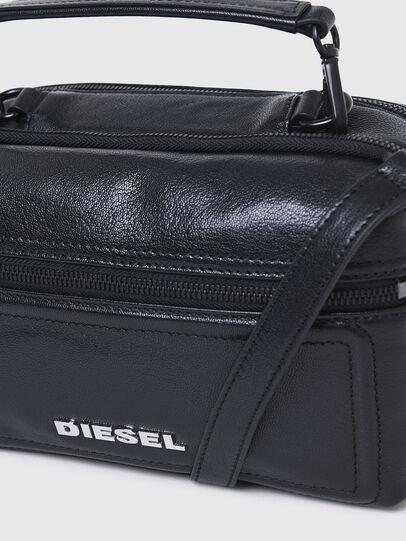 Diesel - FUTURAH PC, Black - Crossbody Bags - Image 5