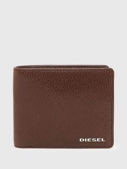 Diesel - HIRESH S, Brown - Small Wallets - Image 1