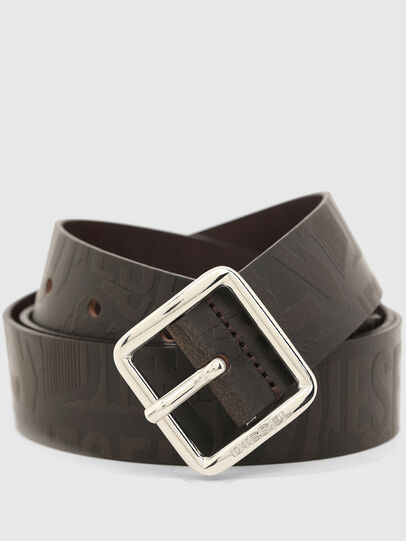 Diesel - B-BILLOVER, Brown - Belts - Image 2