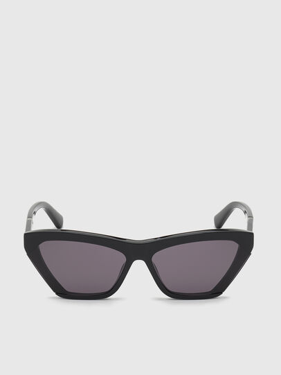 Diesel - DL0335, Black - Sunglasses - Image 1