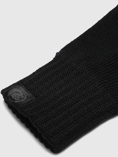 Diesel - K-TAB-B, Black - Gloves - Image 2